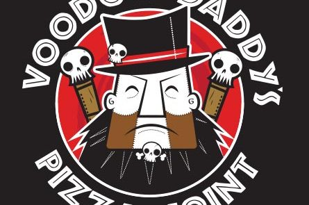 Voodoo Daddy's Pizza Joint Logo